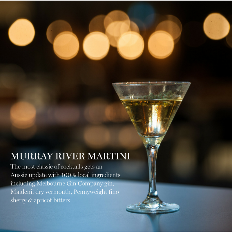 Murray River Martini