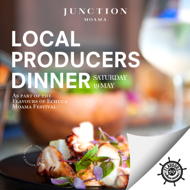 LOCAL PRODUCERS DINNER 2018